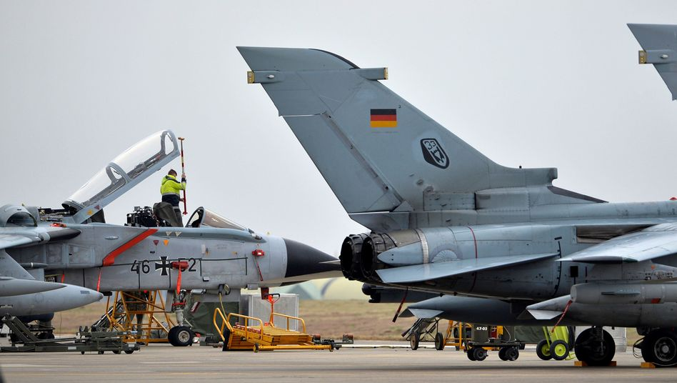"""""""Tornado""""-Basis im türkischen Incirlik"""