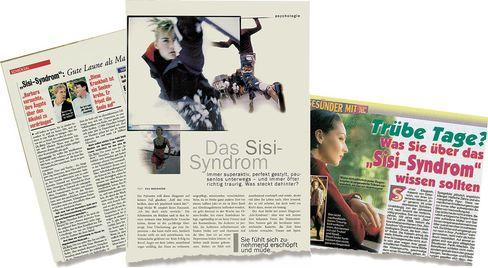 "Medienberichte über das ""Sisi-Syndrom"": Krankhaft lebensbejahend"