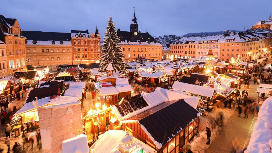 Wie Muslime in Deutschland Weihnachten erleben - WELT