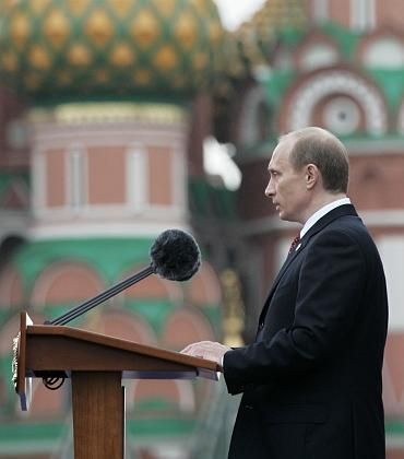 Russian President Vladimir Putin has expressed a nostaligia for the Soviet system.