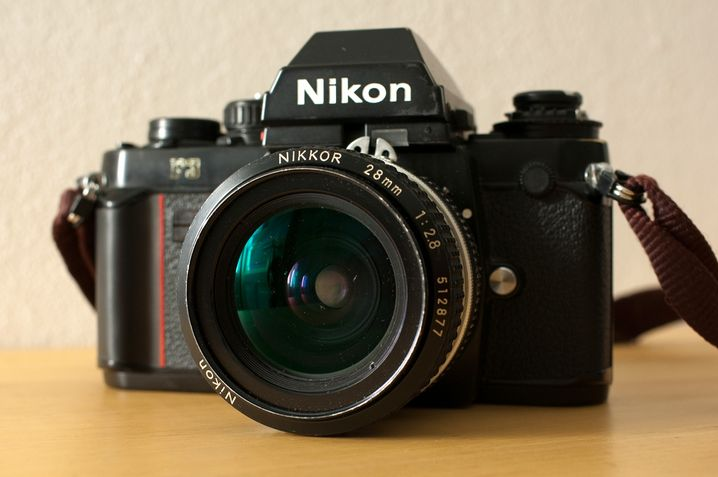 Kamera-Oldies / Nikon F3
