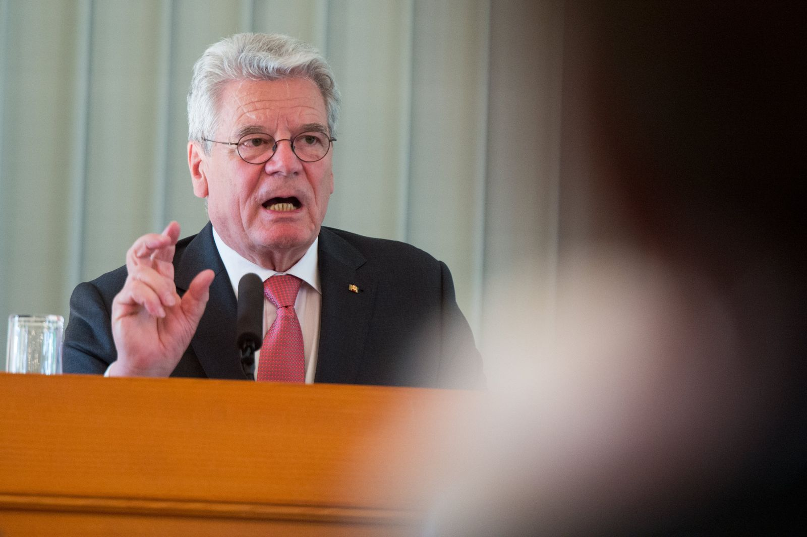 Bundespräsident Gauck besucht Norwegen