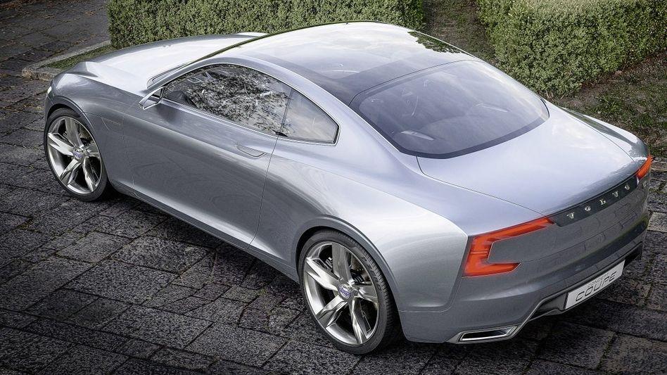 Volvo-Studie »Concept Coupé«