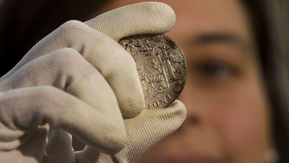 200 Jahre alte Münzen: Der Schatz, der aus der Tiefe kam