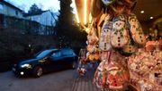 Landshut eröffnet Weihnachtsmarkt für Autos