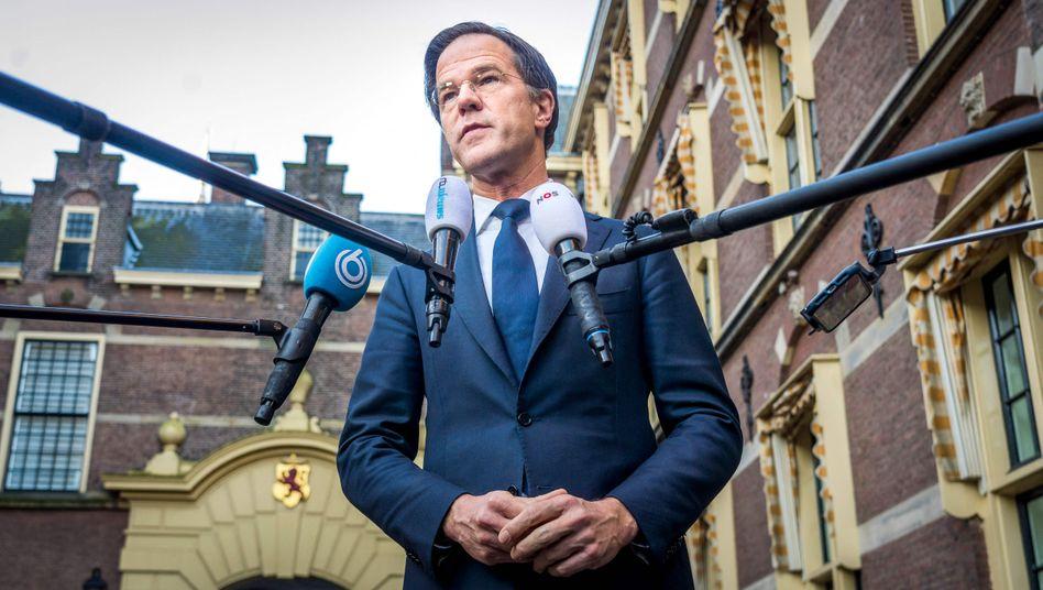 Mark Rutte (im Januar 2021)