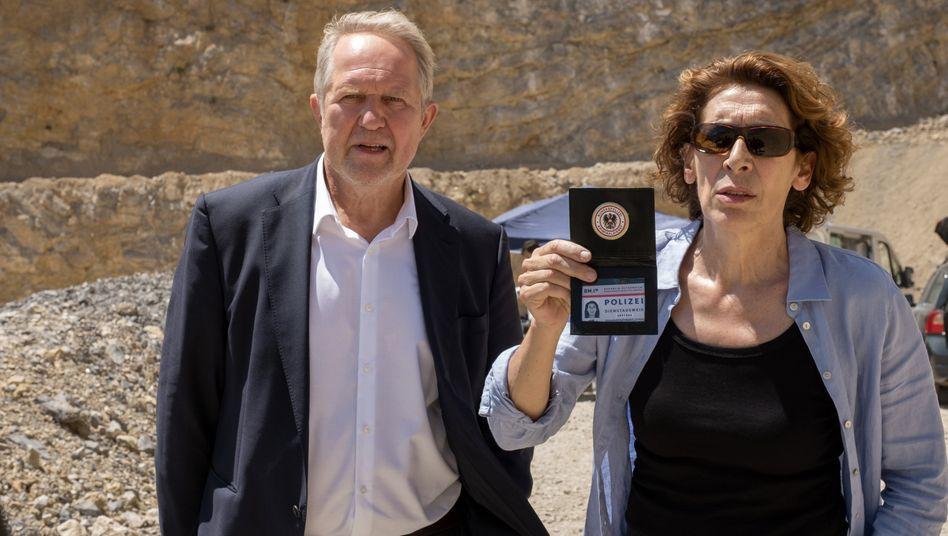 Eisner (Harald Krassnitzer) und Fellner (Adele Neuhauser): Wie weit reicht das Komplott in Regierungskreise?