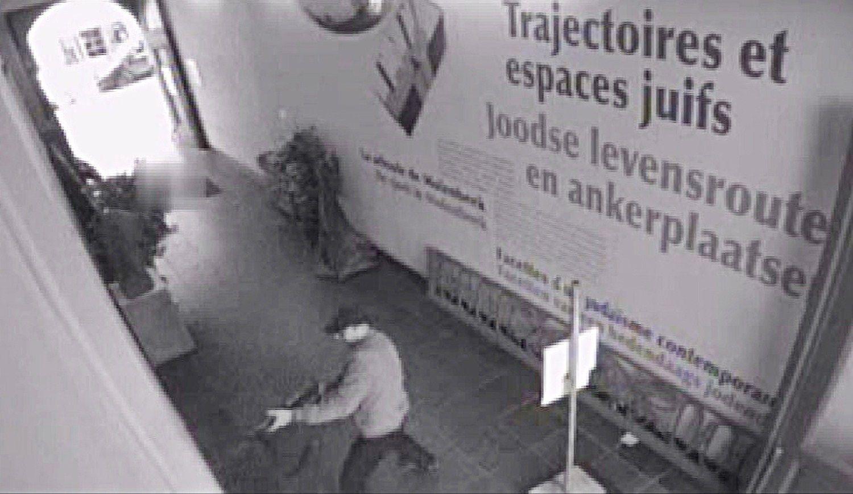 brüssel jüdisches Museum Attentat