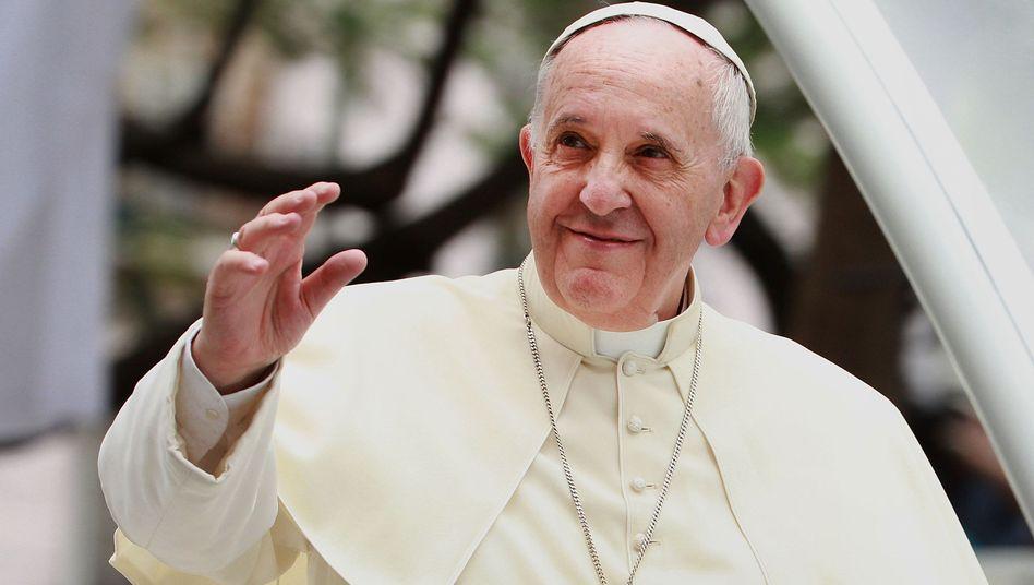 Papst Franziskus: Segenswunsch für Autorin eines Kinderbuchs, das LGBT-Partnerschaften thematisiert