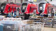 EU-Wettbewerbshüter segnen Bahnfusion ab
