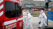 Bundeswehr schickt Hilfsflüge nach Portugal