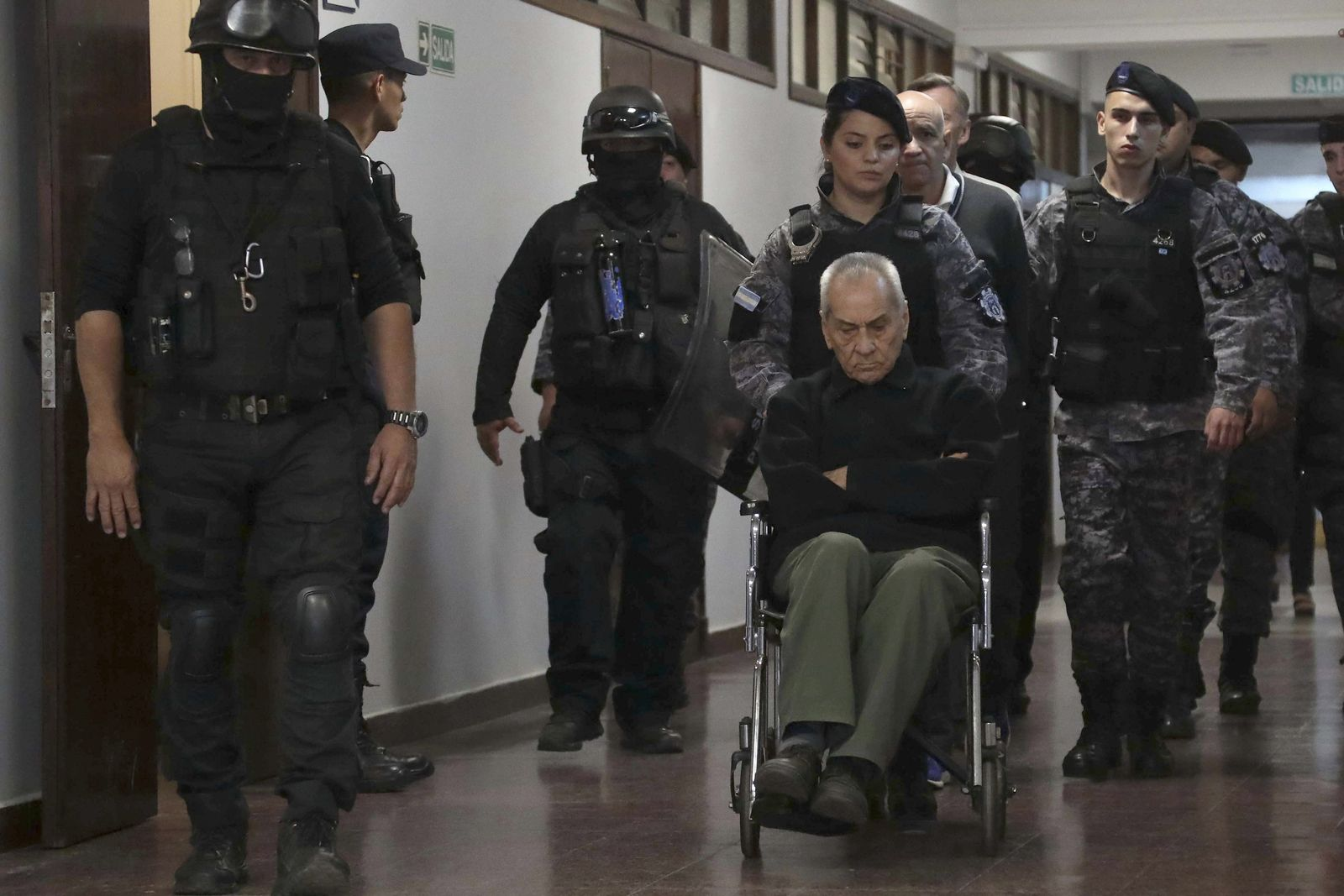 Argentina Church Abuse