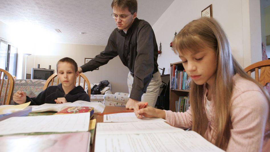 Homeschooling in den USA: Klassisches Elternrecht