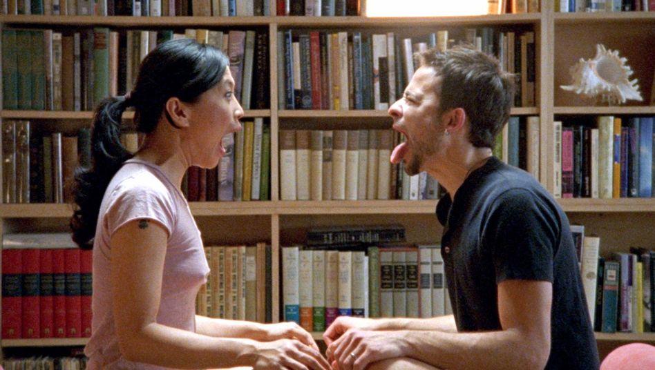 Sex in der bibliothek