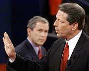 Den falschen Präsident gewählt? Al Gore