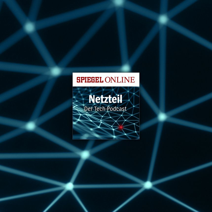 Podcast Netzteil Keyvisual