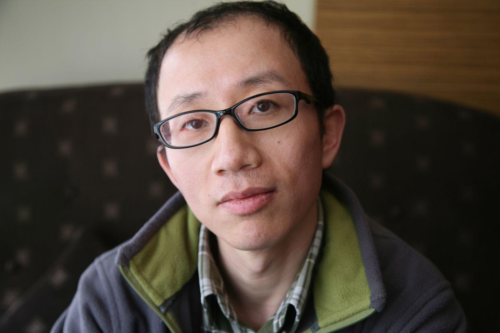 Chinese dissident Hu Jia
