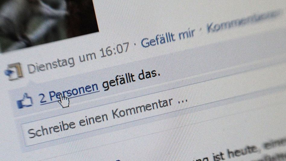"""""""Gefällt mir""""-Button: Datenschützer kritisieren die Informationspolitik des Unternehmens"""
