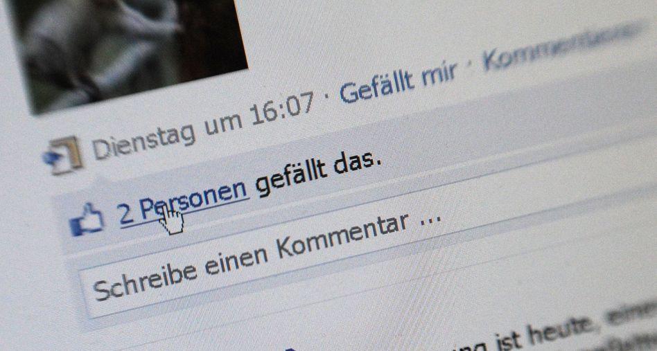 """Facebooks """"Gefällt mir""""-Button: Konflikt zwischen Netzwerbetreibern und Datenschützern"""