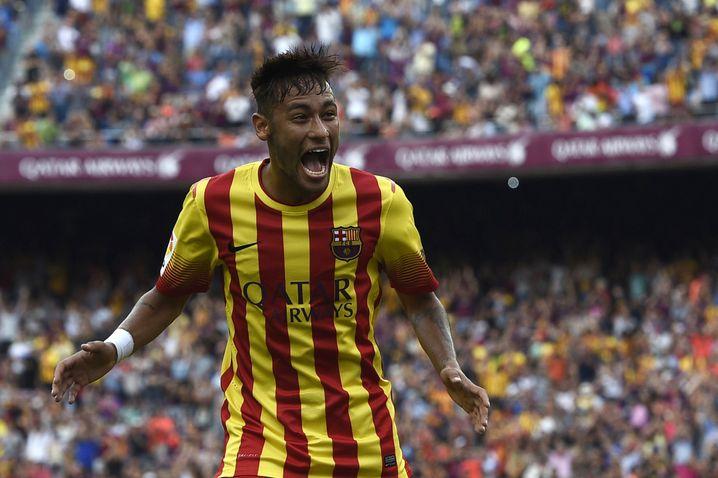 Doyen-Kunde Neymar