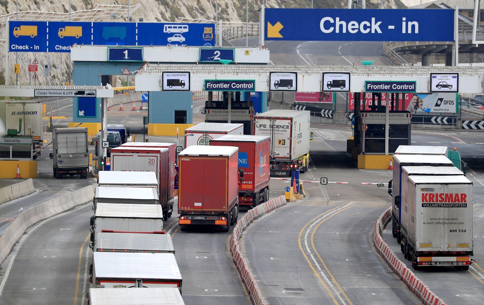 Brexit Großbritannien Industrie