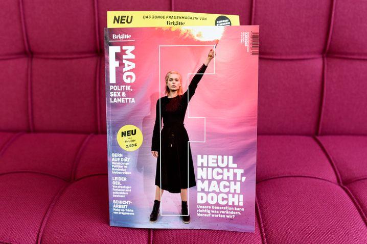 """""""F Mag""""-Cover: Die Codes stimmen erst mal"""