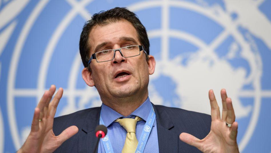 Nils Melzer: Kämpft für Julian Assange - und steht in der Kritik