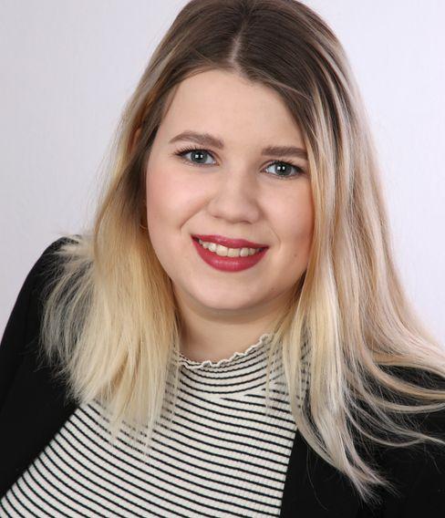 Psychologiestudentin Sarah Below