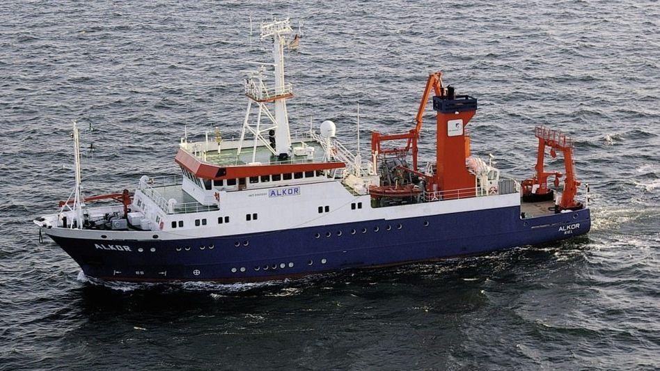 Forschungsschiff »Alkor«