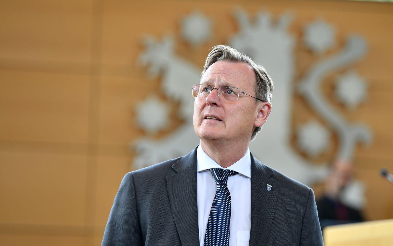 Landtagssitzung Thüringen/ Bodo Ramelow