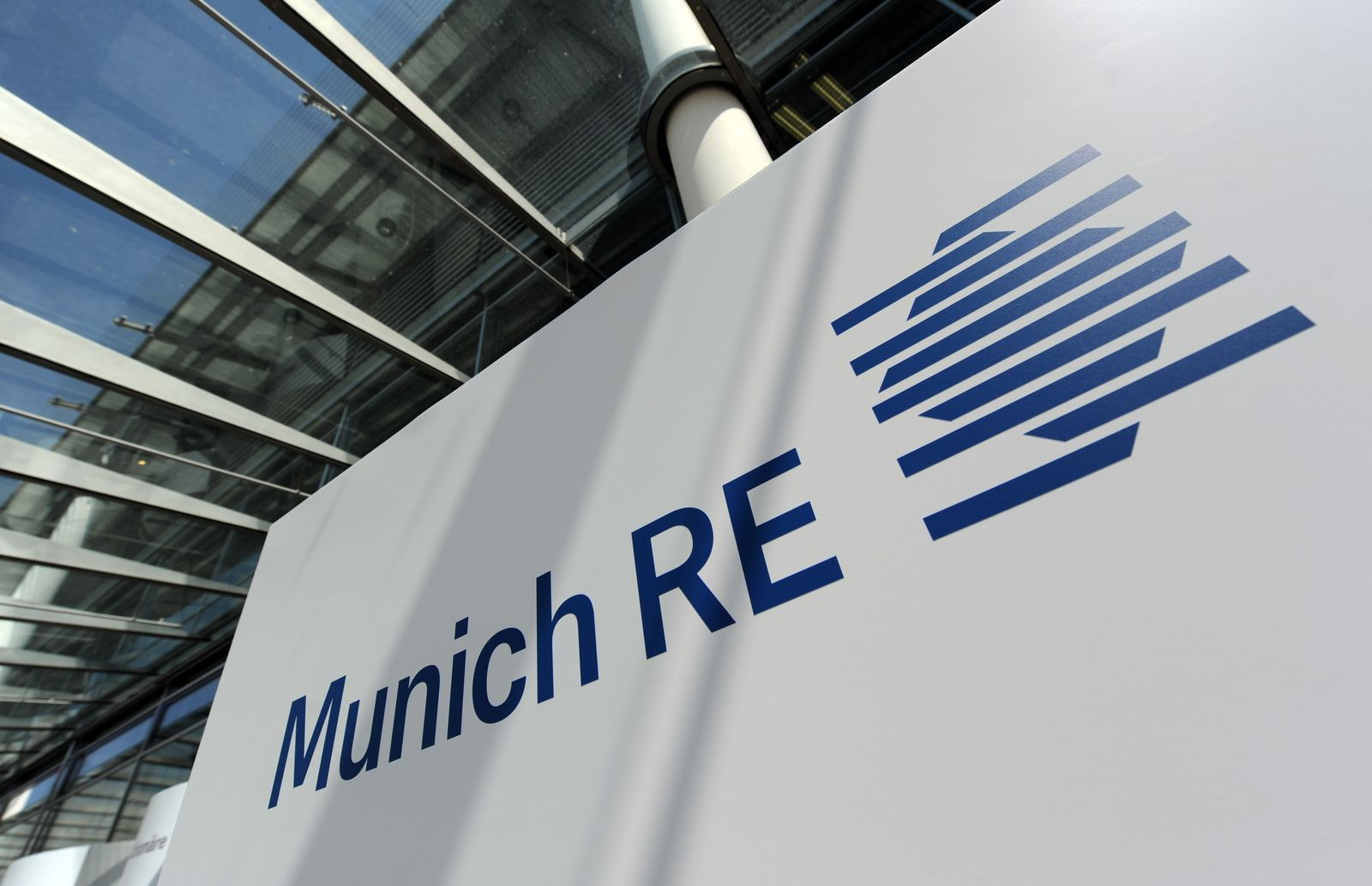 Munich Re / Bank / Banken / Finanzinstitute