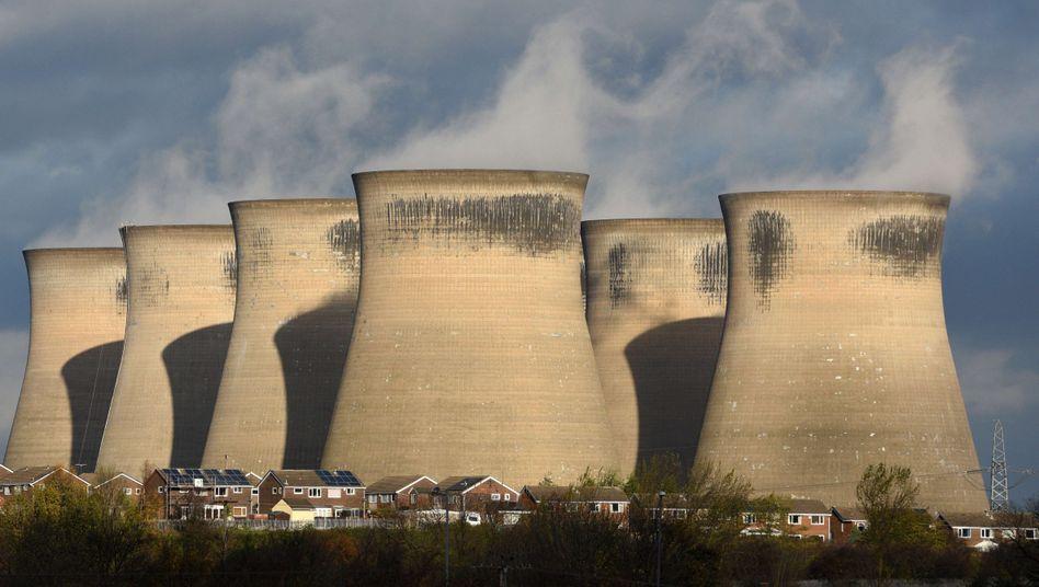 """Kohlekraftwerk in Nordengland: """"Nicht die Zukunft"""""""