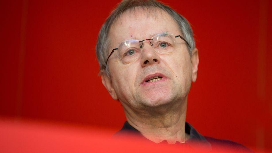 Politikwissenschaftler Christoph Butterwegge