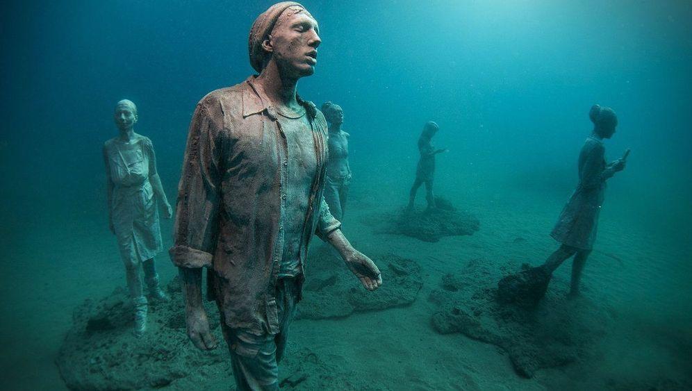 Neuer Skulpturenpark: Eintauchen ins Museum
