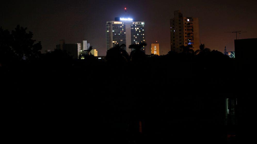 Stromausfall auf Karibikinsel: Cuba in Black