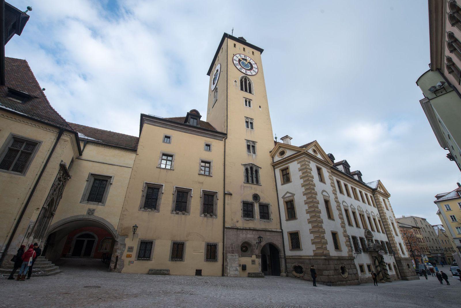 Rathaus Regensburg