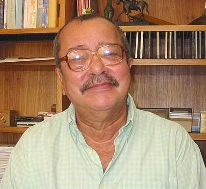 """Autor Ribeiro: Buchvorlage zum Film """"Deus é brasileiro"""""""