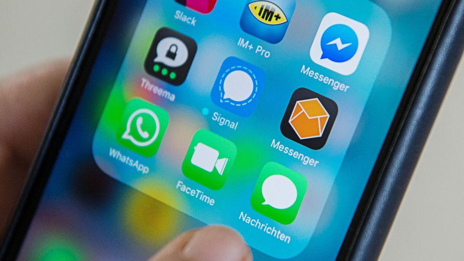 Messenger-Apps für verschlüsselte Kommunikation: Threema, Signal, WhatsApp