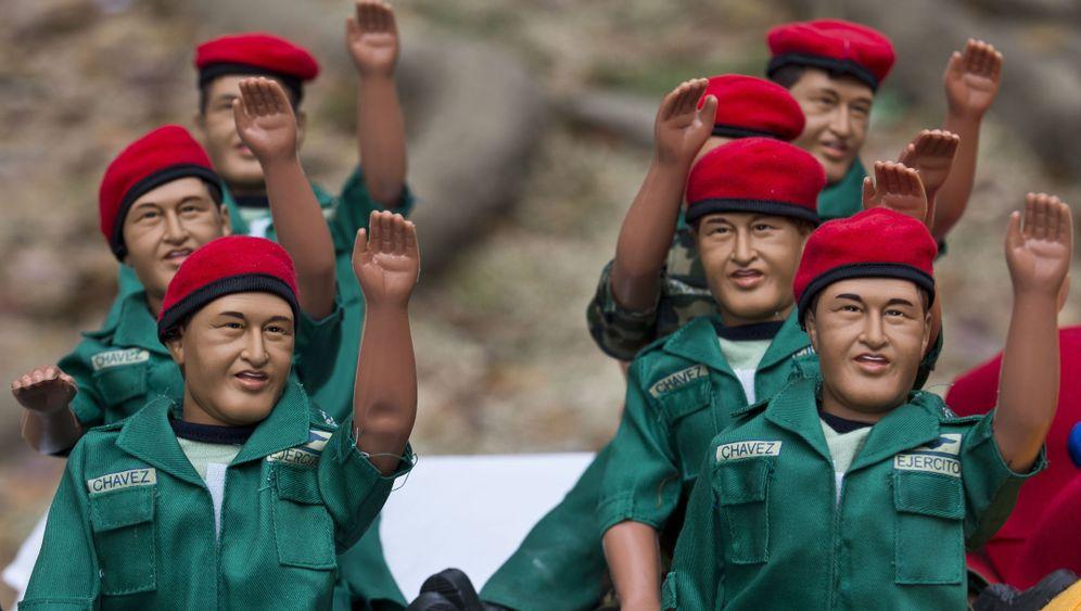 """Tod von Hugo Chávez: """"Keiner hat sein Charisma"""""""