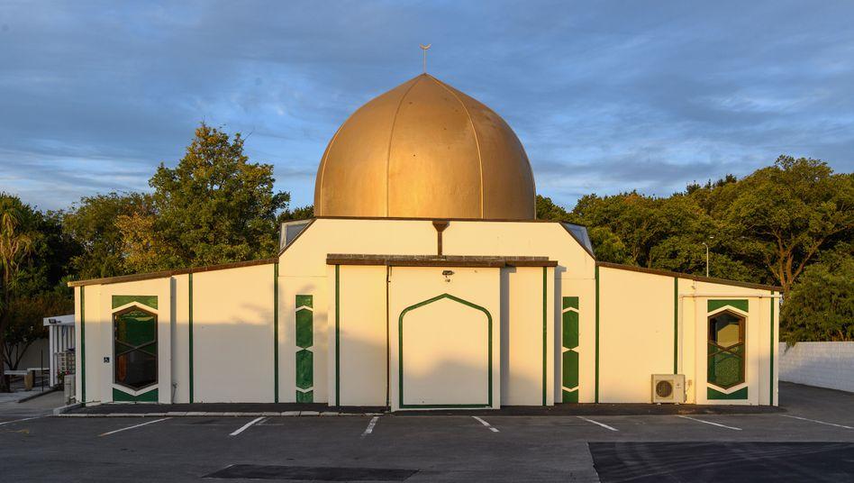 Al-Noor-Moschee in Christchurch: 50 Menschen starben bei rassistisch motivierten Anschlag