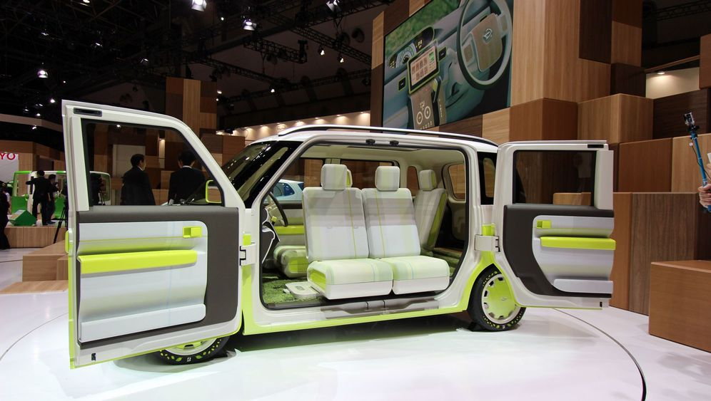 Tokyo Motor Show: Toy Story