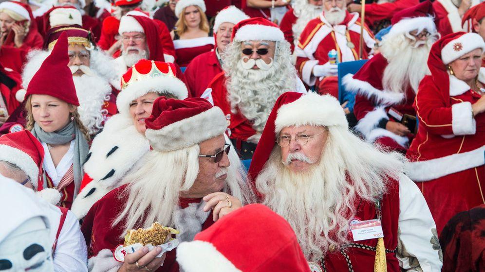 Weihnachtsmannkongress in Kopenhagen: Summertime mit Zipfelmütze