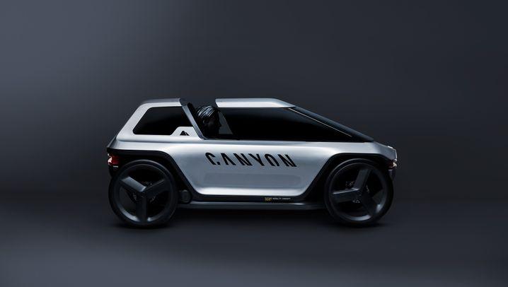 Canyon Future Mobility Concept: Aus zwei mach vier