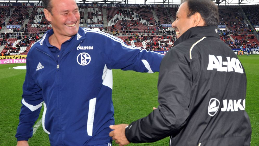 Schalke vs. Augsburg: Langkamp trifft und patzt