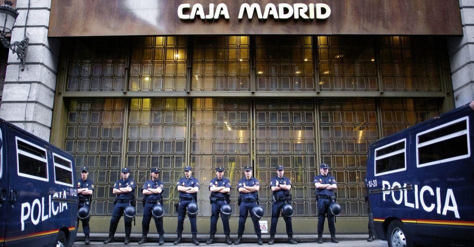 Spanische Bank
