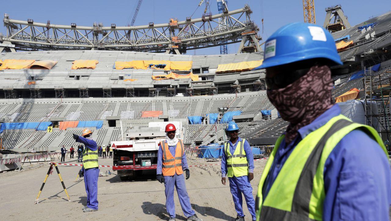 Wegen Arbeitsbedingungen in Katar: Norwegische Klubs rufen zum WM-Boykott auf - DER SPIEGEL