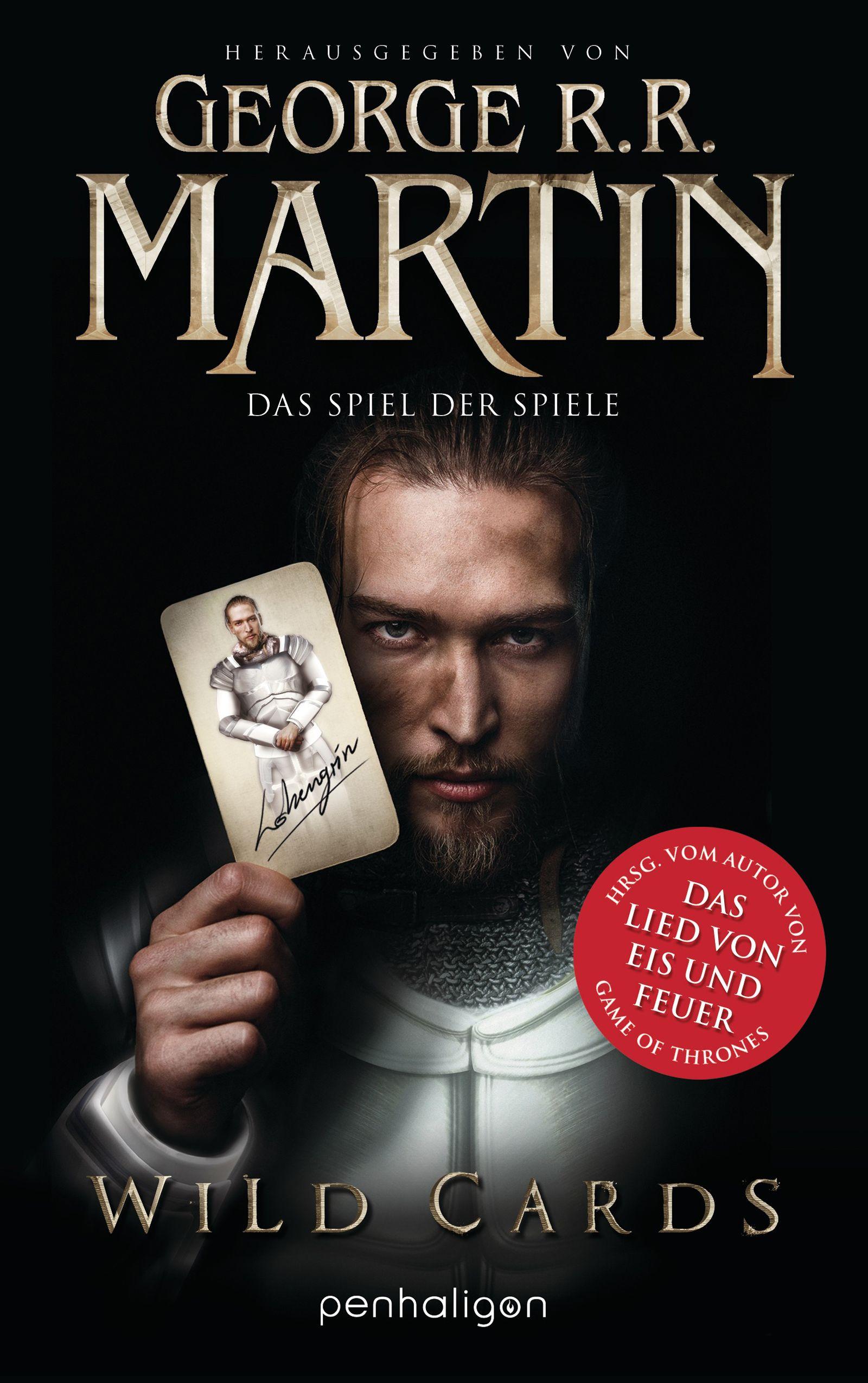 George R.R. Martin: Wild Cards. Das Spiel der Spiele COVER