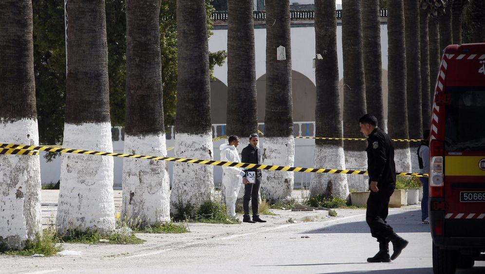 Geiselnahme in Tunesien: Neun Verdächtige festgenommen