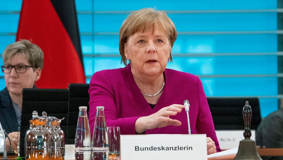 Bundeskanzlerin Merkel (Archivbild): Ihre Auftritte können das Konsumverhalten steuern