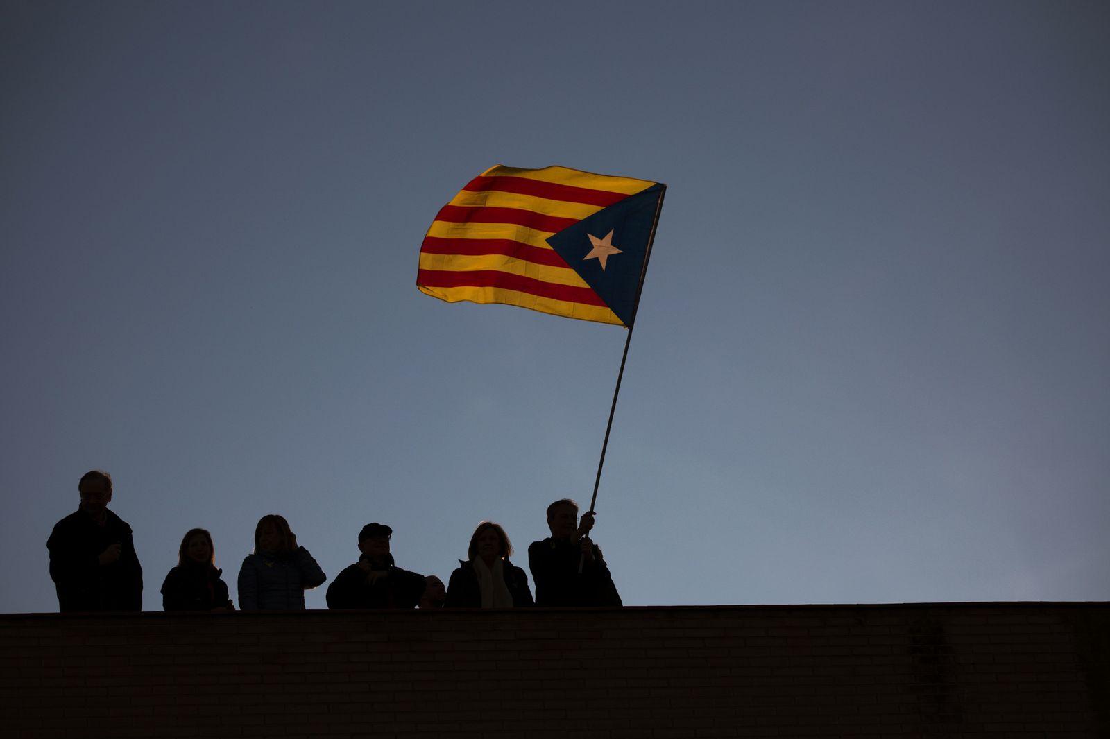 Demonstration / Barcelona
